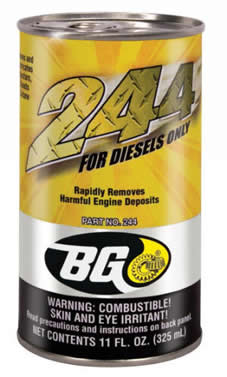 Motorsport Developments We Use Bg244 Diesel Fuel System