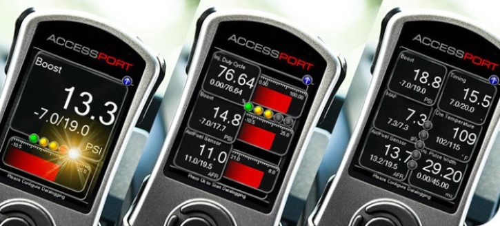 COBB Accessport MSD Multimaps