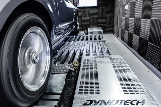 4wd Rolling Road Dyno In Blackpool