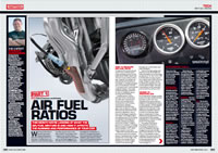 Air Fuel Ratios