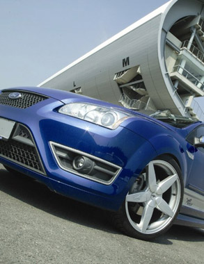 Ford Focus ST 225 Tuning Packages