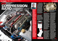 Compression Ratio. Part 2.
