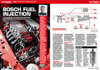 Bosch Fuel Injection. Part 1.