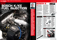 Bosch Fuel Injection. Part 2.